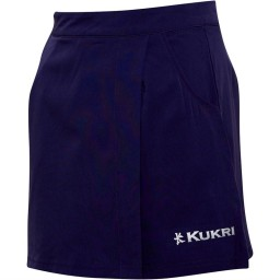 Kukri Junior Skort French Navy