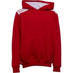 Kukri Premium Classic Hoodie Red/White