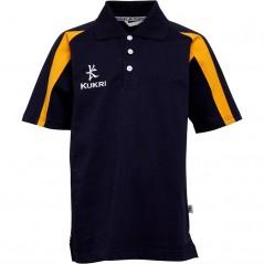 Kukri Premium Classic Polo Navy/Amber