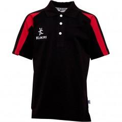 Kukri Premium Classic Polo Black/Red