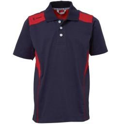 Kukri Premium Classic Polo Navy/Red