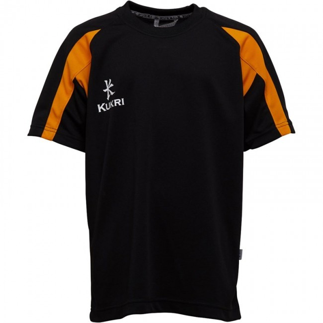 Kukri Performance T-Black/Amber