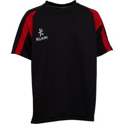 Kukri Performance T-Black/Red