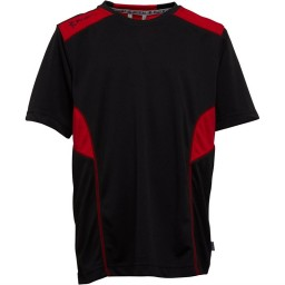 Kukri Performance T-Black/Red
