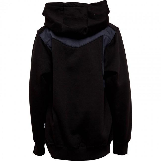 Kukri Leisure Hoodie Black/Charcoal