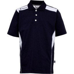 Kukri Leisure Polo Navy/White