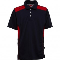Kukri Performance Polo Navy/Red