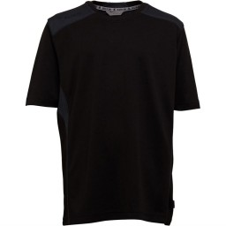 Kukri Junior Performance T-Black/Charcoal