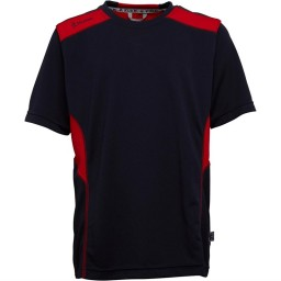 Kukri Performance T-Navy/Red