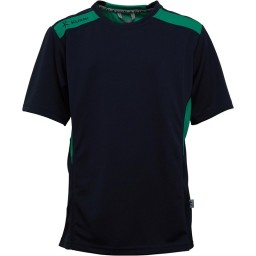 Kukri Performance T-Navy/Emerald Green