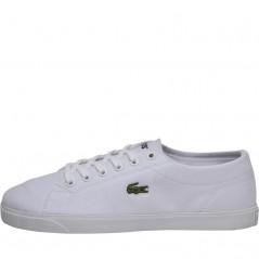 Lacoste Riberac White/White