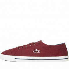Lacoste Junior Riberac Burgundy/Navy/White