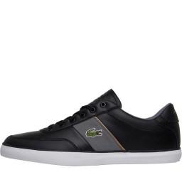 Lacoste Court Master Black/Dark Grey