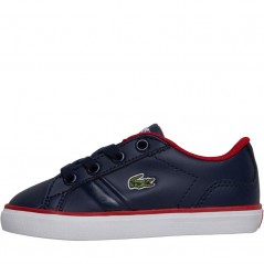 Lacoste Lerond Navy/Red