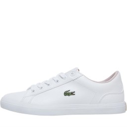 Lacoste Junior Lerond White/Pink