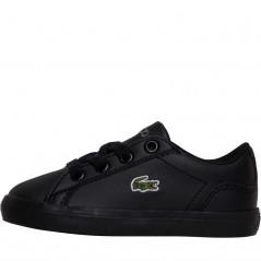 Lacoste Lerond Leather Black/Black