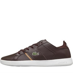 Lacoste Novas Brown/Dark Brown