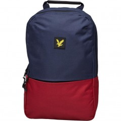 Lyle And Scott Vintage RuckRacing Red/Navy