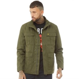 Lyle And Scott Vintage Field Olive