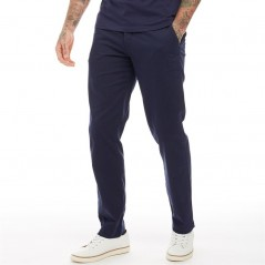 Lyle and Scott Pantaloni in Navy Blue-Classic Chino Smart Casual