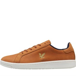 Lyle And Scott Vintage Cormack Leather Otter