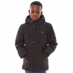 Lyle And Scott Junior Weight MicroBlack