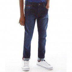 Lyle And Scott Junior Classic Skinny Light Rinse