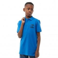 Franklin & Marshall Junior Polo Cobalt