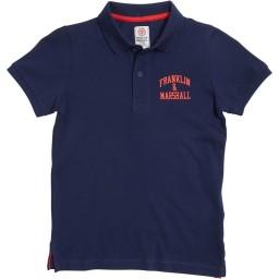 Franklin & Marshall Junior Polo Navy