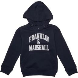 Franklin & Marshall Hoodie Navy