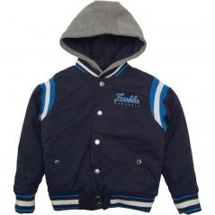 Franklin & Marshall Junior Varsity Quilt Navy Blazer