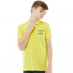Franklin & Marshall Junior Polo Sunny Yellow