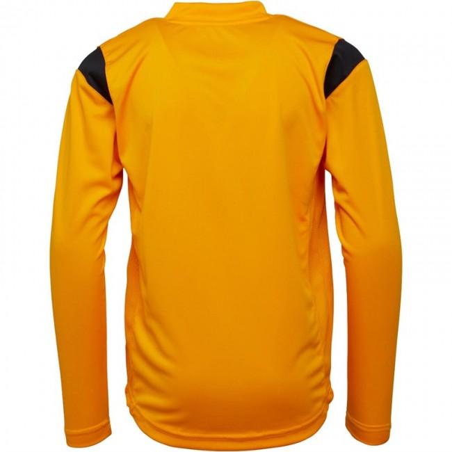 Mitre Motion Basic Match Jersey Amber/Black