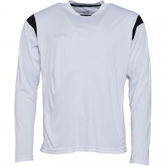Mitre Motion Basic Match Jersey White/Black
