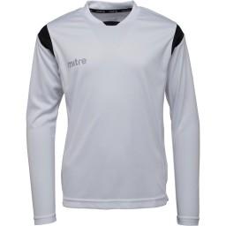Mitre Motion Basic Match Jersey White/Black
