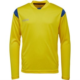Mitre Motion Basic Match Jersey Yellow/Royal