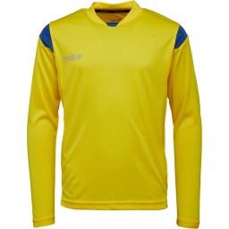 Mitre Motion Basic Match Jersey Yellow/Royal