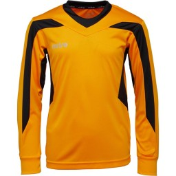 Mitre Frequency Match Jersey Amber/Black