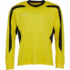 Mitre Frequency Match Jersey Yellow/Black