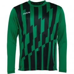 Mitre Fusion Match Jersey Emerald/Black