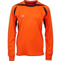 Mitre Angular Match Jersey Tangerine/Black