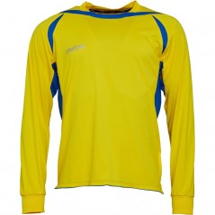 Mitre Angular Match Jersey Yellow/Royal