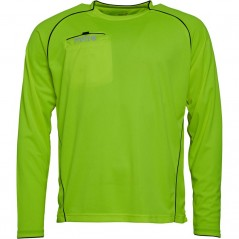 Mitre Diffract L/X Referee Jersey Fluo Yellow