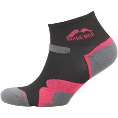 More Mile Oregon Trail Black/Pink