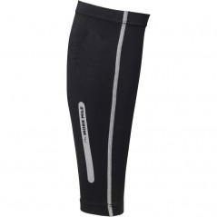 More Mile Calf Compression Guard Black