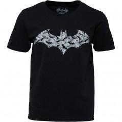 DC Camo Bat T-Black