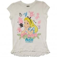 Alice In Wonderland T-White