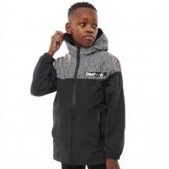Money Junior Black Label Reflective Windbreaker Black