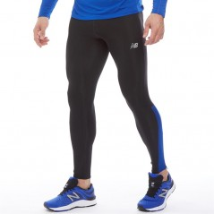 New Balance Accelerate Tight Leggings Black/Team Royal