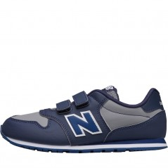 New Balance Junior 500 Navy/Grey